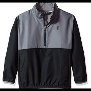 Under Armor Boys' Train To Game Jacket YSmall